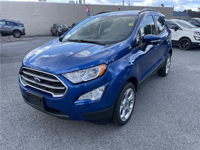 2021 Ford EcoSport SE (Stk: 21254) in Cornwall - Image 1 of 14