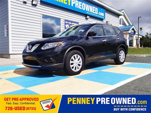 2016 Nissan Rogue S (Stk: A21076) in Mount Pearl - Image 1 of 14
