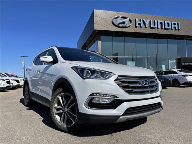 2018 Hyundai Santa Fe Sport 2.0T Limited 5NMZUDLAXJH086572 40514A in Saskatoon