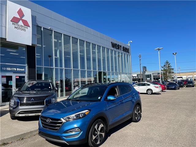 2016 Hyundai Tucson Limited (Stk: 23207A) in Edmonton - Image 1 of 29