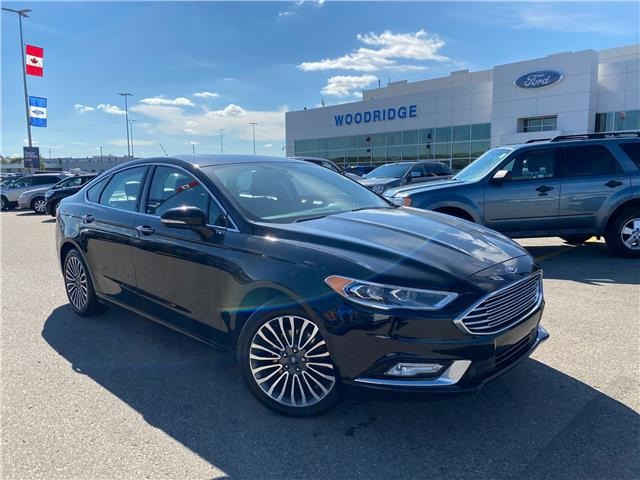 2017 Ford Fusion SE (Stk: TR30922) in Calgary - Image 1 of 23