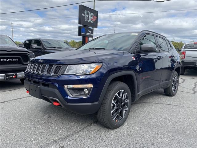 2021 Jeep Compass Trailhawk (Stk: 7151) in Sudbury - Image 1 of 17
