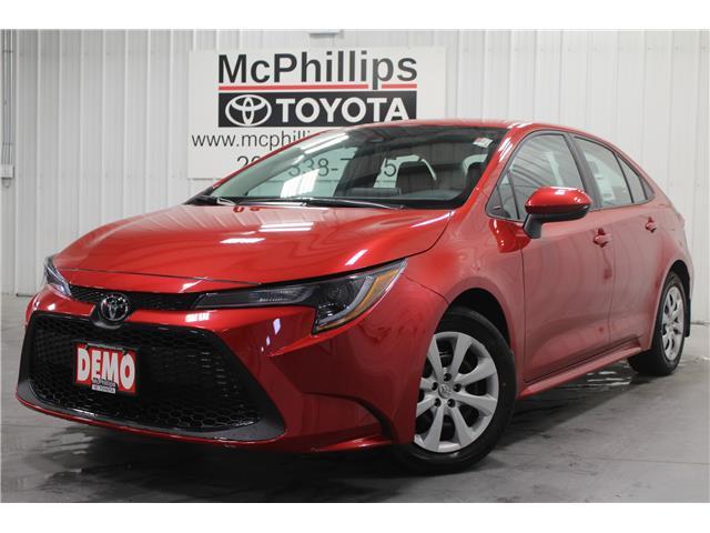2021 Toyota Corolla LE (Stk: P244904) in Winnipeg - Image 1 of 26