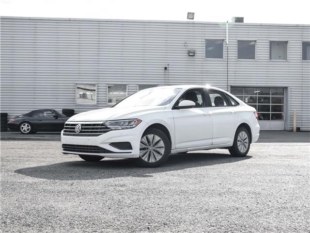 2019 Volkswagen Jetta 1.4 TSI Comfortline (Stk: 08406P) in Lasalle - Image 1 of 21