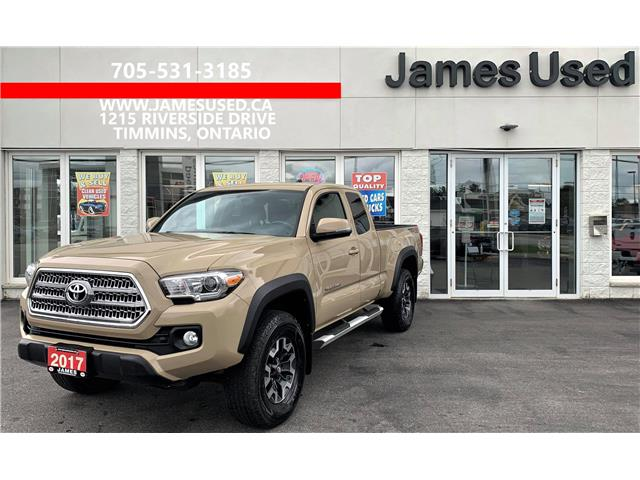 2017 Toyota Tacoma TRD Off Road (Stk: N21505A) in Timmins - Image 1 of 12