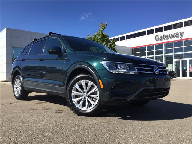 2019 Volkswagen Tiguan Trendline 3VV0B7AX6KM171125 37130A in Edmonton