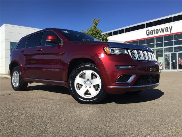 2018 Jeep Grand Cherokee Summit 1C4RJFJT1JC155169 36467C in Edmonton