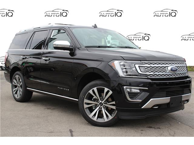 2021 Ford Expedition Platinum (Stk: 210584) in Hamilton - Image 1 of 30