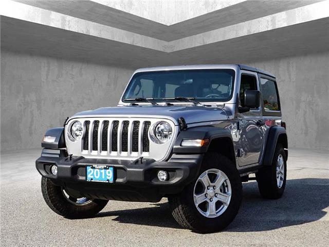 2019 Jeep Wrangler Sport (Stk: 9931A) in Penticton - Image 1 of 17