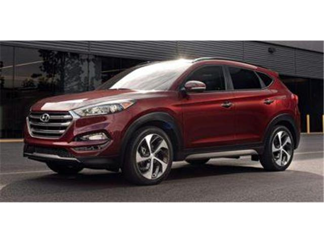 Used 2017 Hyundai Tucson Base  - St. John\'s - Hickman Chrysler Dodge Jeep