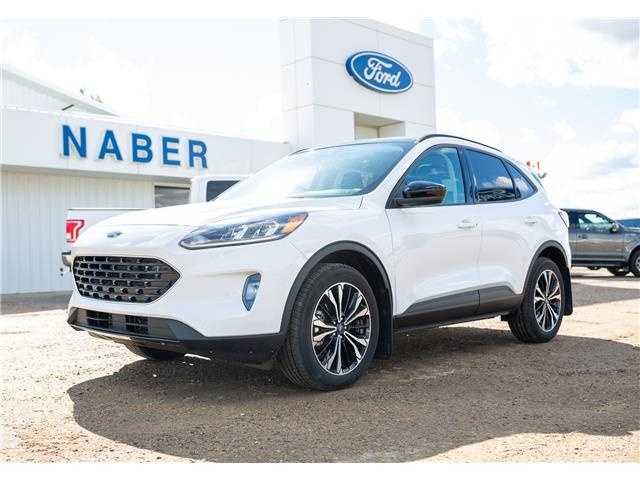 2021 Ford Escape SEL (Stk: N03103) in Shellbrook - Image 1 of 19