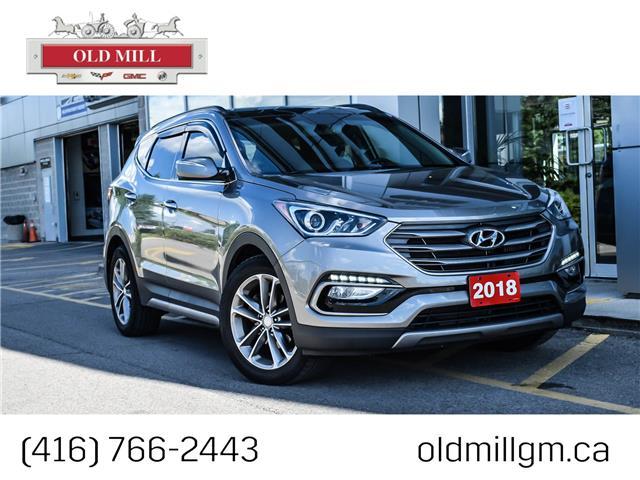 2018 Hyundai Santa Fe Sport 2.0T Limited (Stk: 532001U) in Toronto - Image 1 of 28