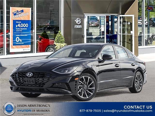 2021 Hyundai Sonata Luxury (Stk: 121-211) in Huntsville - Image 1 of 23