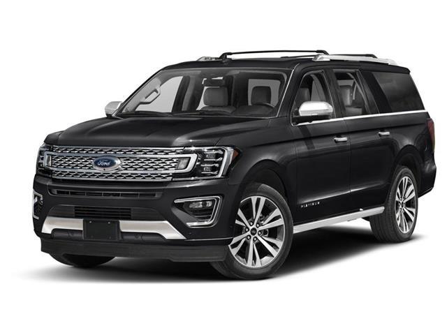 2021 Ford Expedition Max Platinum Black