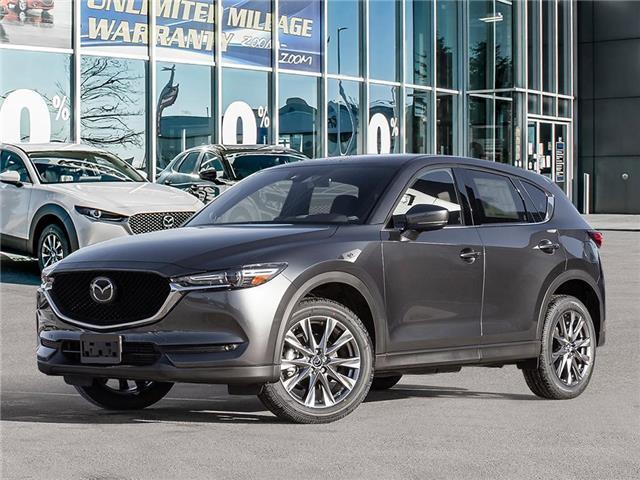 2021 Mazda CX-5 Signature (Stk: 12359) in Ottawa - Image 1 of 23