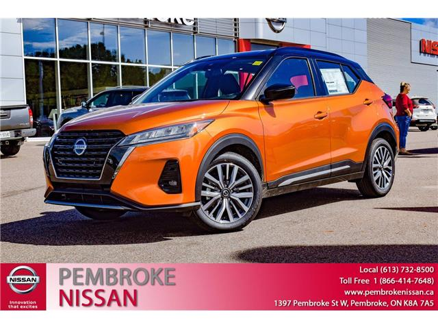 2021 Nissan Kicks SR (Stk: 21167) in Pembroke - Image 1 of 30
