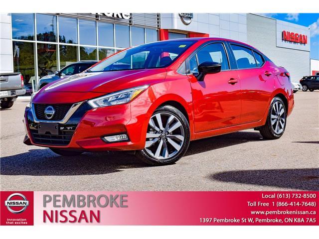 2021 Nissan Versa SR (Stk: 21170) in Pembroke - Image 1 of 29