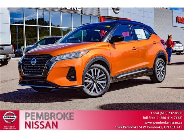 2021 Nissan Kicks SR (Stk: 21171) in Pembroke - Image 1 of 30