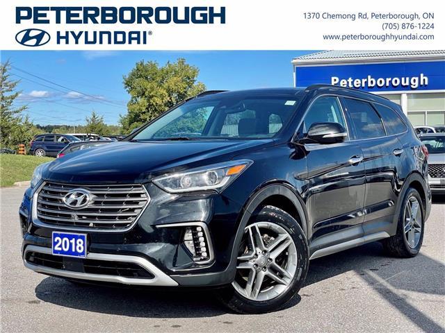 2018 Hyundai Santa Fe XL Ultimate (Stk: H13096A) in Peterborough - Image 1 of 30