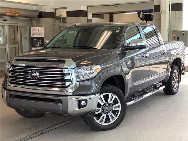 2019 Toyota Tundra Platinum 5.7L V8 (Stk: P19581) in Kingston - Image 1 of 30