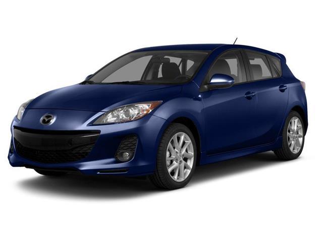 2013 Mazda Mazda3 Sport GX (Stk: 21167A) in North Bay - Image 1 of 9