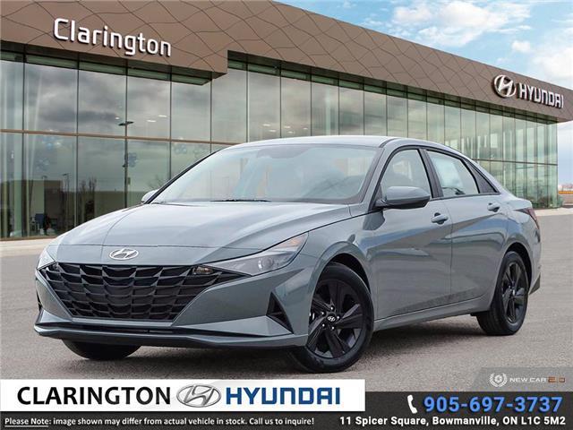 2022 Hyundai Elantra Preferred (Stk: 21710) in Clarington - Image 1 of 24