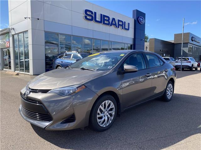 2017 Toyota Corolla LE (Stk: SUB2877A) in Charlottetown - Image 1 of 15