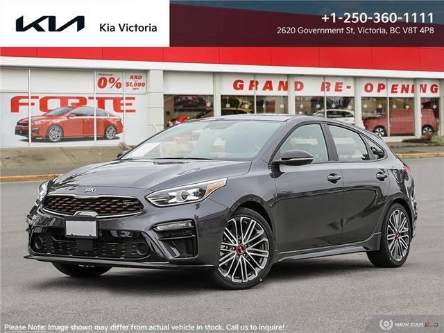 2021 Kia Forte5 GT Limited (Stk: FO21-481) in Victoria - Image 1 of 22