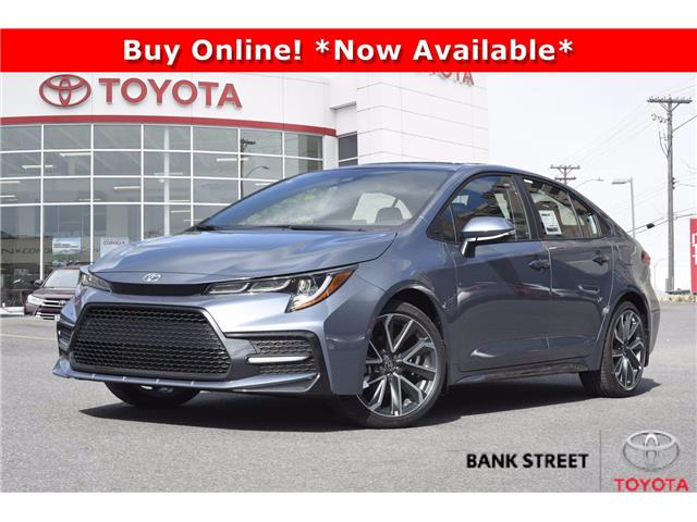 2022 Toyota Corolla SE (Stk: 19-29517) in Ottawa - Image 1 of 25