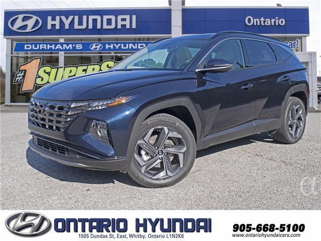 2022 Hyundai Tucson Hybrid Luxury (Stk: 025181) in Whitby - Image 1 of 25