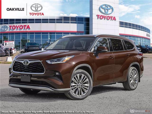 2021 Toyota Highlander Limited (Stk: 21884) in Oakville - Image 1 of 23