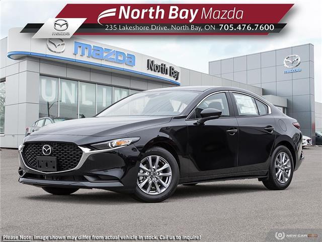 2021 Mazda Mazda3 GS (Stk: 21251) in North Bay - Image 1 of 23