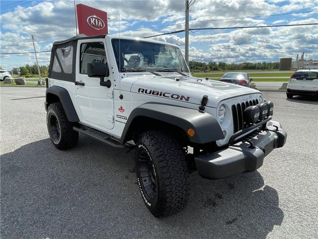 2018 Jeep Wrangler JK Sport (Stk: 22084A) in Salaberry-de-Valleyfield - Image 1 of 17