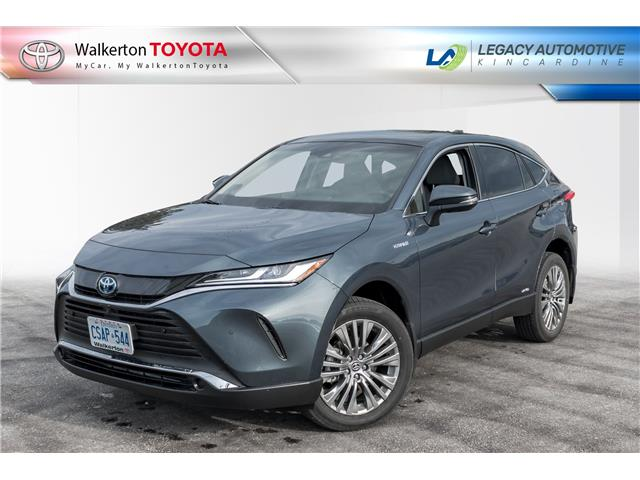 2021 Toyota Venza Limited (Stk: 21393) in Walkerton - Image 1 of 17