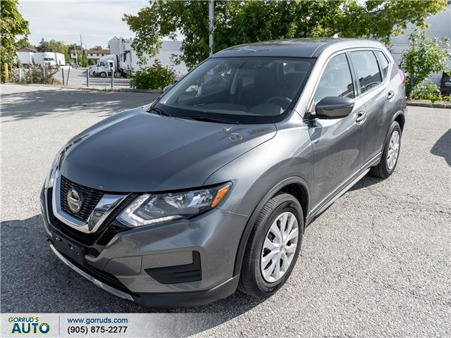2018 Nissan Rogue S (Stk: 822035) in Milton - Image 1 of 6