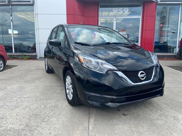 2018 Nissan Versa Note 1.6 SV (Stk: 21294A) in Gatineau - Image 1 of 14