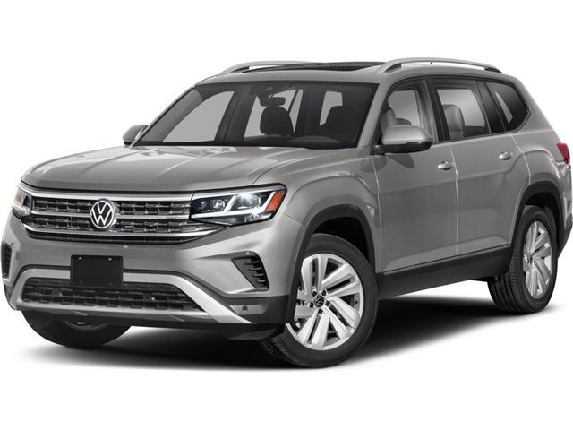 2021 Volkswagen Atlas 3.6 FSI Execline (Stk: 10411) in Calgary - Image 1 of 1