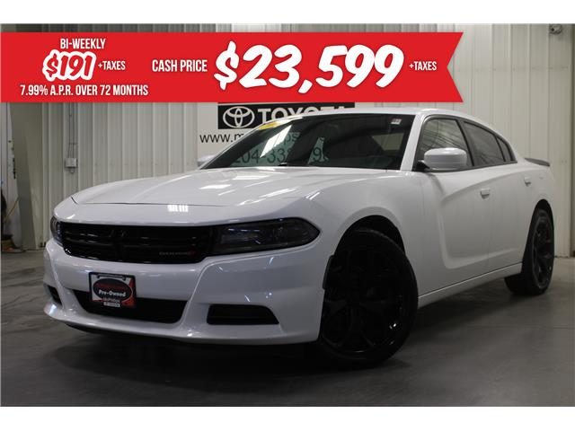 2016 Dodge Charger SXT (Stk: P150584A) in Winnipeg - Image 1 of 27