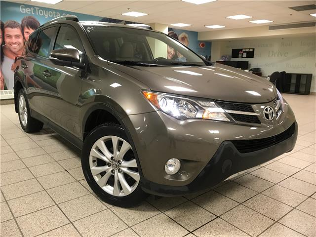 2013 Toyota RAV4 Limited (Stk: 211155A) in Calgary - Image 1 of 12
