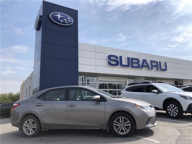2015 Toyota Corolla LE (Stk: S21353A) in Newmarket - Image 1 of 2