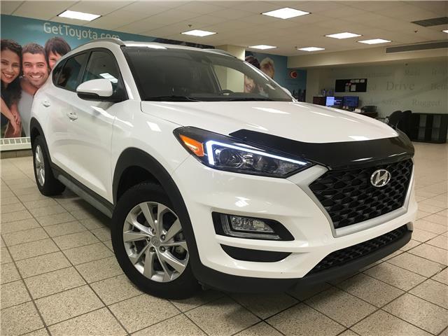 2019 Hyundai Tucson Preferred (Stk: 211691A) in Calgary - Image 1 of 12