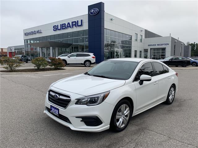 2018 Subaru Legacy 2.5i (Stk: LP0659) in RICHMOND HILL - Image 1 of 9