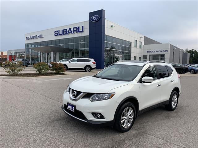 2014 Nissan Rogue SV (Stk: T36025) in RICHMOND HILL - Image 1 of 10