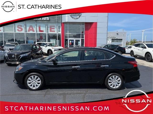 2017 Nissan Sentra 1.8 S (Stk: SE21015A) in St. Catharines - Image 1 of 23