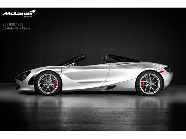 2020 McLaren 720S SPIDER  (Stk: ) in Woodbridge - Image 1 of 20