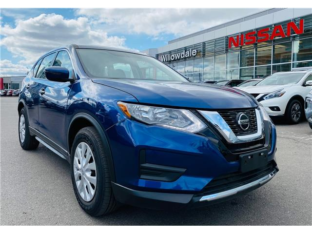 2020 Nissan Rogue S (Stk: E7726) in Thornhill - Image 1 of 20