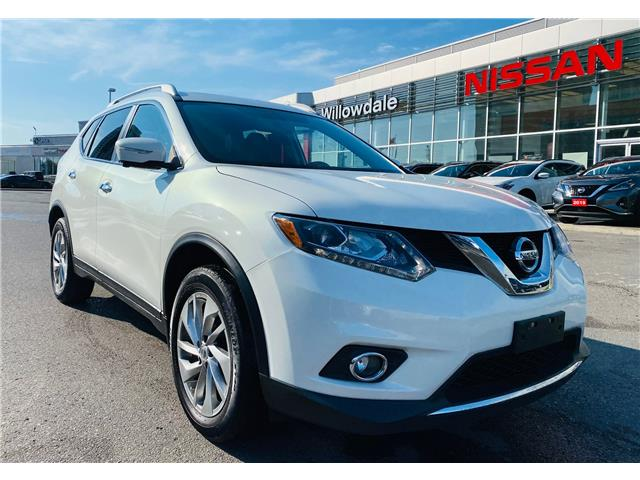 2014 Nissan Rogue SL (Stk: C36053) in Thornhill - Image 1 of 21