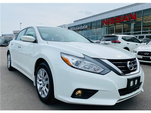 2016 Nissan Altima 2.5 (Stk: N2312A) in Thornhill - Image 1 of 17