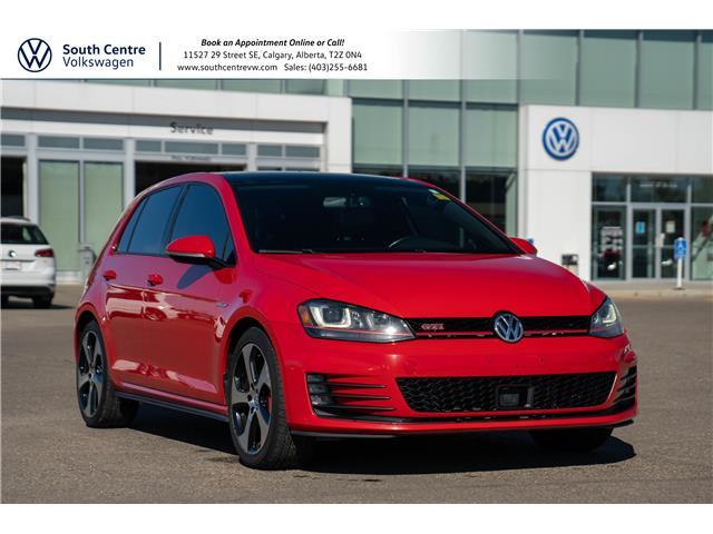 2015 Volkswagen Golf GTI 5-Door Performance (Stk: 10334B) in Calgary - Image 1 of 43