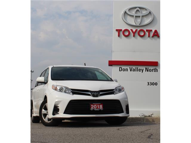 2018 Toyota Sienna LE 8-Passenger (Stk: 10101298A) in Markham - Image 1 of 1